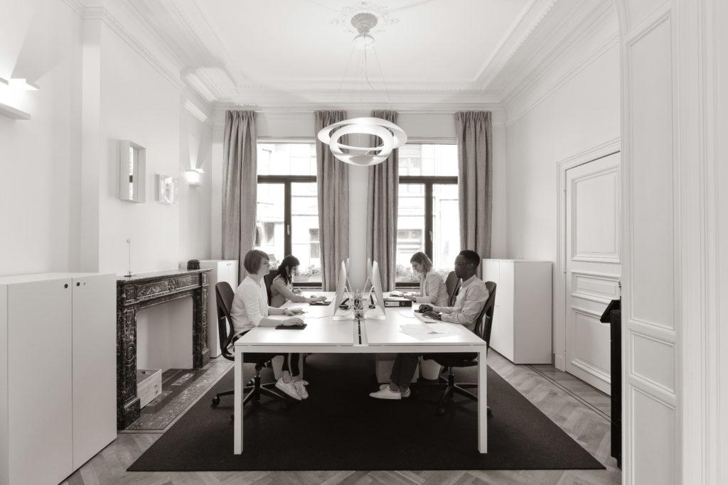 Bureau d'architecture à Namur